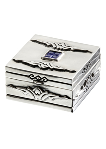 Picture of Boy's Silver Treasure Box