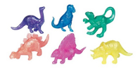 Picture of PEARLIZED SQUISHY DINOSAUR